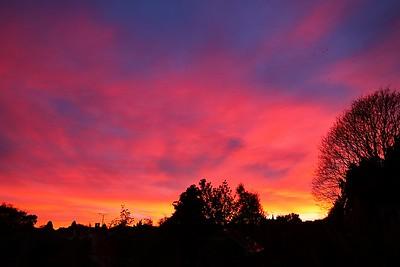Paignton Sunset (2) 23/10/2018