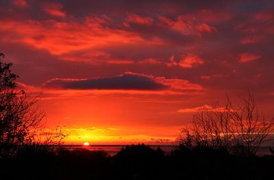 Paignton sunrise 25/02/2016