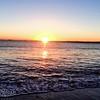 Early Sun and a beach