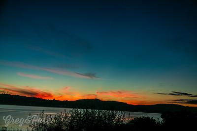 Acacia Bay Sunset