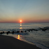 Sun rise photos from Long Beach Island, New Jersey : 1 gallery with 27 photos