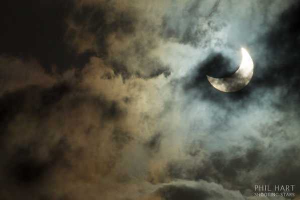 Partial Solar Eclipse - 29th April 2014