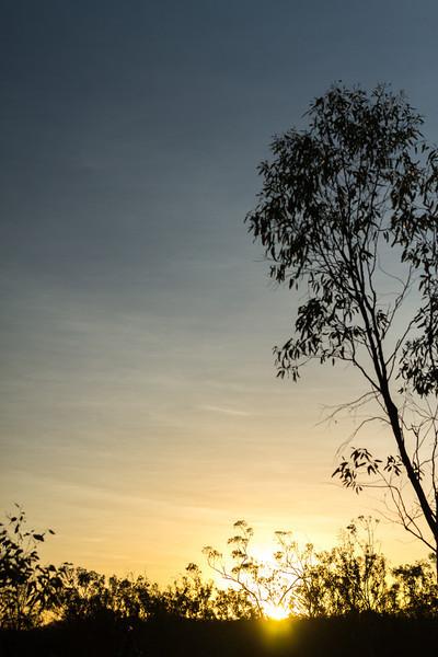 Morning Twilight Colours