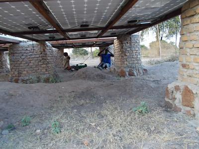 VHSS Solar Project Field Photos