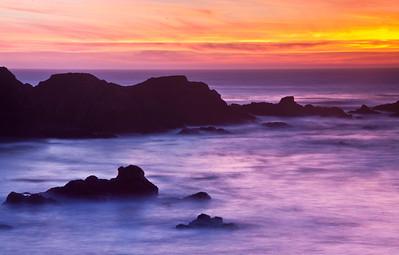 17 miles, Monterey Bay, CA, Nov 13, 2011