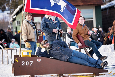 Sundance Barstool Races