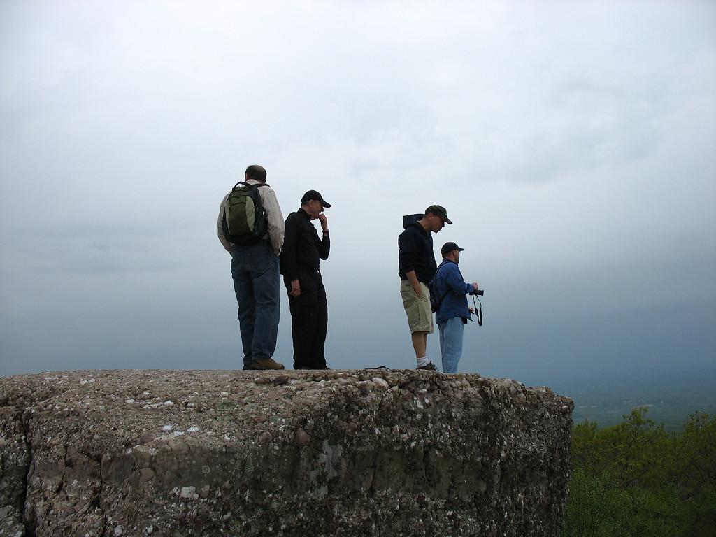 Schunemunk Mountain Hike - May 21, 2006