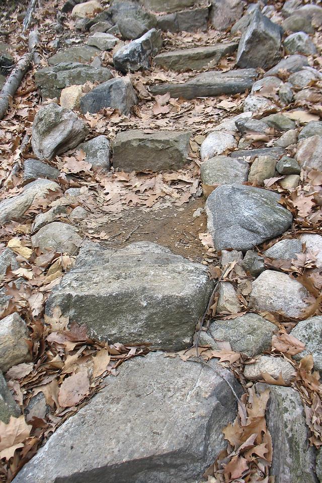 Lake Skenonto Harriman Park Hike 04/19/08