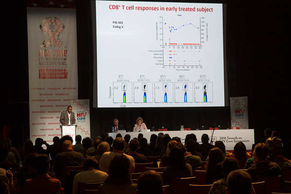Towards an HIV Cure Symposium