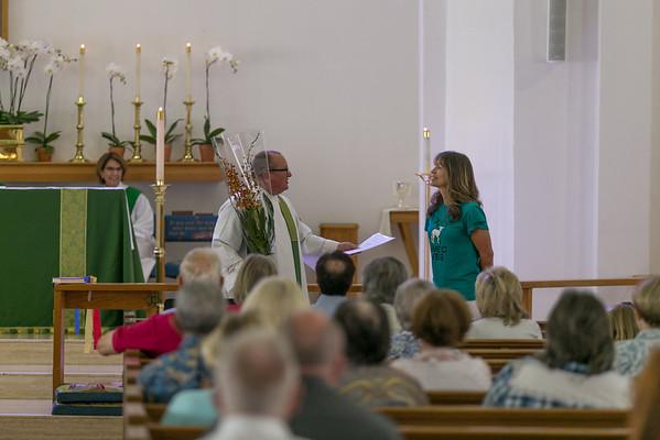 Sunday August 7th VBS at Church 2016
