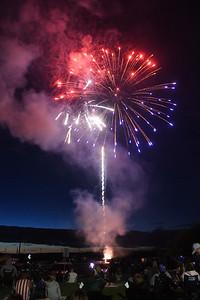 Frackville Fireworks