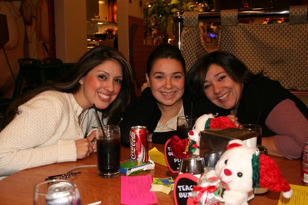 Banquete de Maestros 12/2006