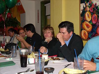 Banquete de Maestros 2007