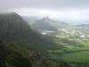 Mount Olomana in the distance