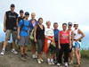 Our 2009 Hikers:  Louis, Bill, Corey, Isla, Joey, Bron, Mark, Irene, Jenny, and Candace.