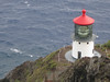 The Makapuu light house in its 100th year
