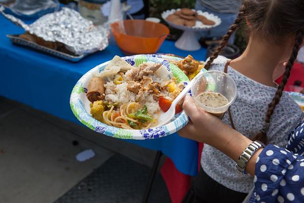 Sunday 11/19/17 Food Festival