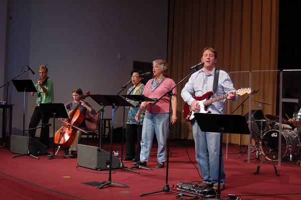2009.04.05 Sunday Service