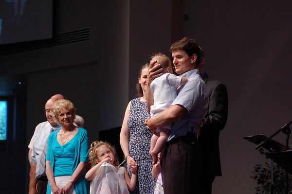 2009.05.17 Baptisms