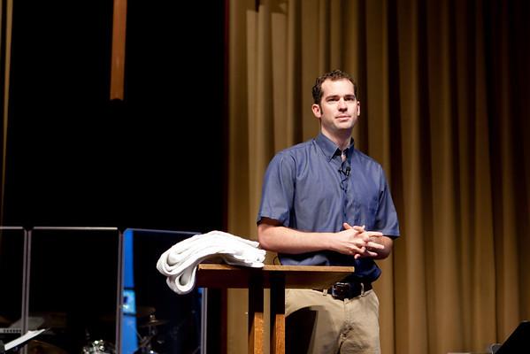 2009.08.30 9AM Baptisms
