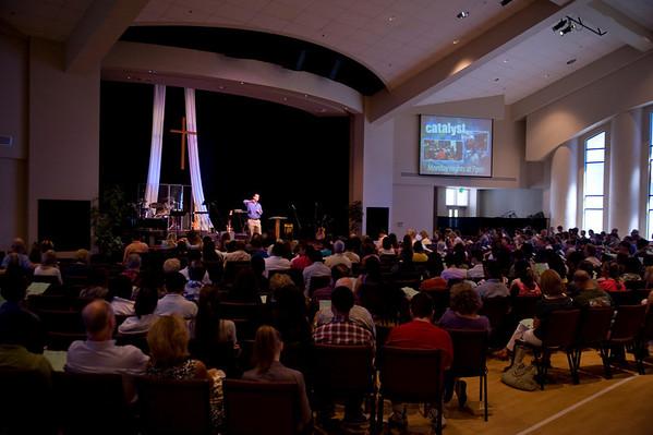 2010.09.26 Sunday Service