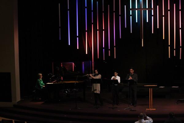 2018.03.11 Sunday Service & Baptism