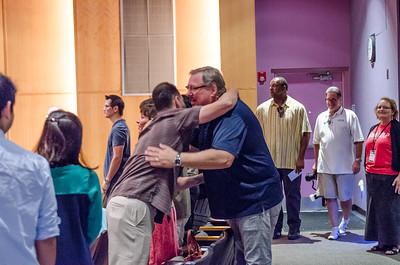 2013-09-15 Pastor Rick Warren visit