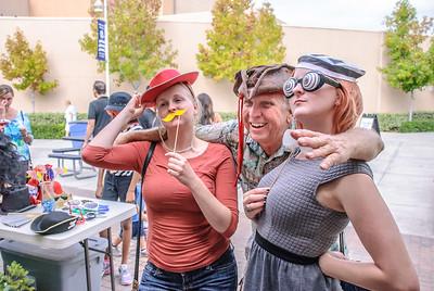 Saddleback Irvine Sunday Worship - Fall Block Party - photo by Allen Siu