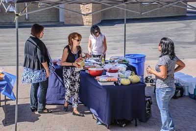 Saddleback Irvine Sunday Worship - University High School Fall Block Party - photo by Allen Siu