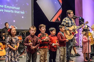 Saddleback Irvine Sunday Worship   - photo by Allen Siu