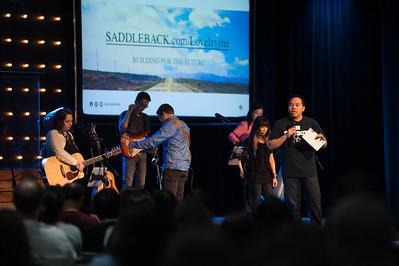 Sunday Worship 2015-02-01