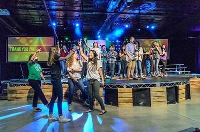Saddleback Irvine South Sunday Worship SSM worship - photo by Allen Siu 2015-08-02