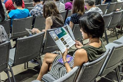 Saddleback Irvine South Sunday worship  - photo by Allen Siu 2015-10-11