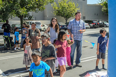 Saddleback Irvine South Sunday Worship - End of Summer block party - photo by Allen Siu 2015-08-31
