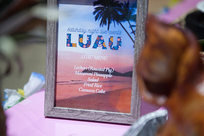 Saturday Night Live - Luau