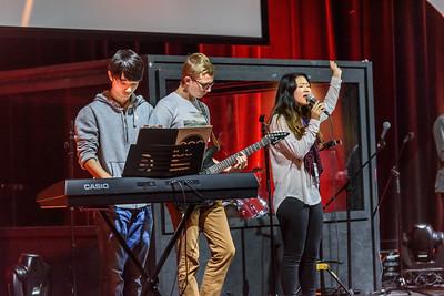 Saddleback Irvine South SSM worship - photo by Allen Siu 2016-01-31
