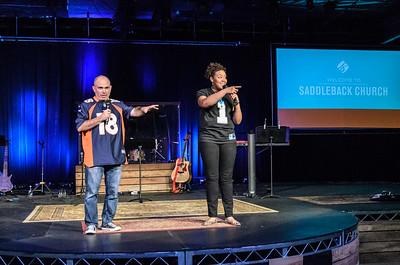 Saddleback Irvine South Super Bowl Sunday Worship - photo by Allen Siu 2016-02-07