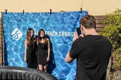 Saddleback Irvine South Sunday Worship Baptism - photo by Allen Siu 2016-02-07