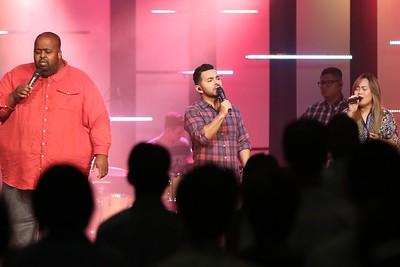 2017-10-01 Sunday Worship