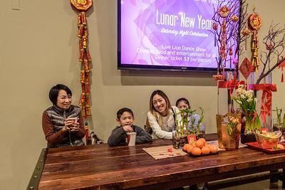 2017-02-05 Sunday Worship + Lunar New Year Dragon Dance