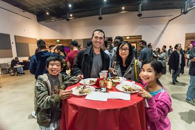 Saddleback Irvine South Sunday Worship Chinese Lunar New Year celebration - photo by Allen Siu 2017-02-05