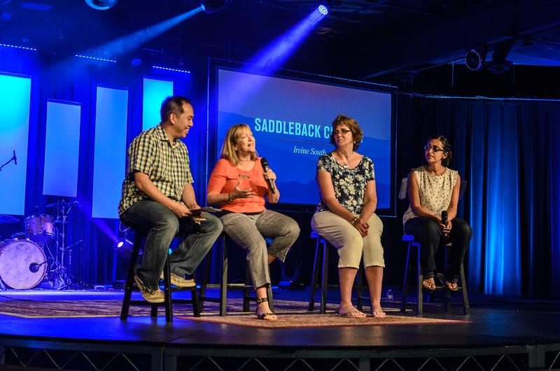 Saddleback Irvine South Sunday Worship - photo by Allen Siu 2017-05-21