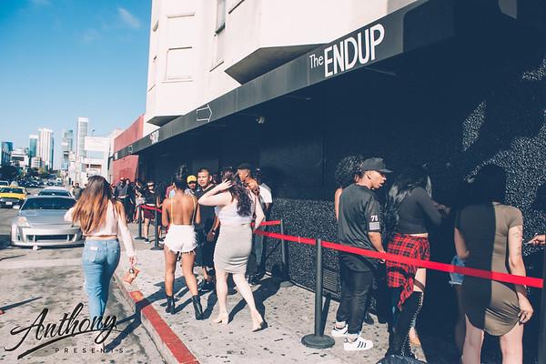 Sundaze @ End Up 7/31/2016