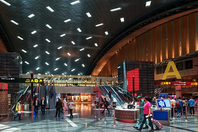 Hamad International Airport Doha, Qatar