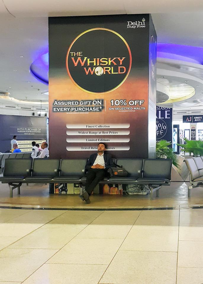 New Delhi Airport Terminal 3