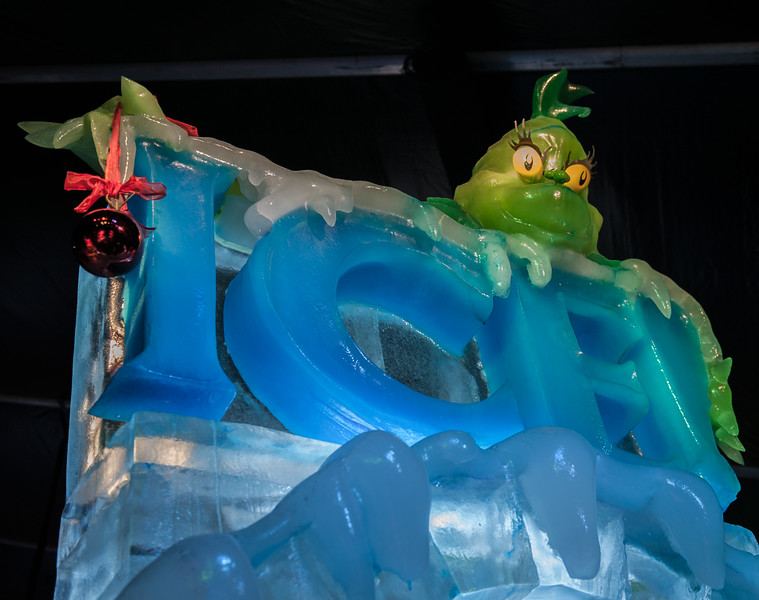 """ICE! featuring How the Grinch Stole Christmas!"""