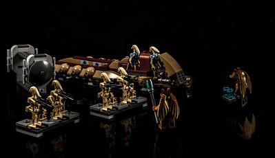 Austin's Star Wars Legos