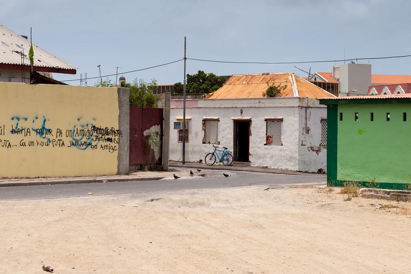 Downtown Oranjestad