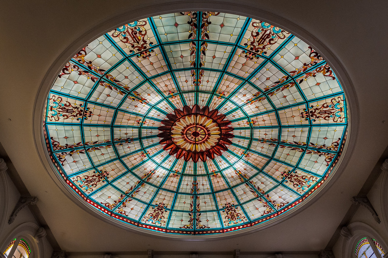 Jefferson Hotel Rotunda