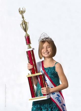 Miss Pre-Teen San Antonio.